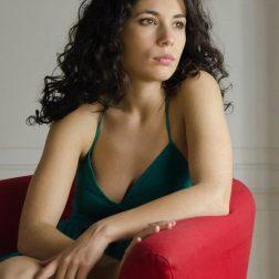 Elena Larios - Photo by Alex Larumbe